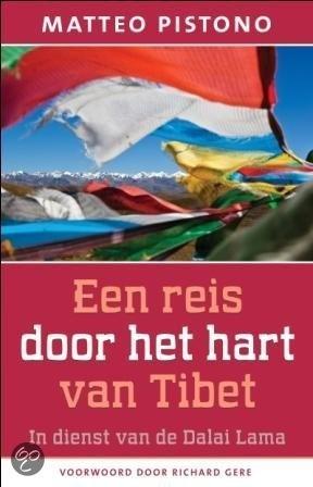 Prachtig boek over oude Tibetaanse tradities en het in dienst staan voor HH de Dalai Lama en het Tibetaanse volk.