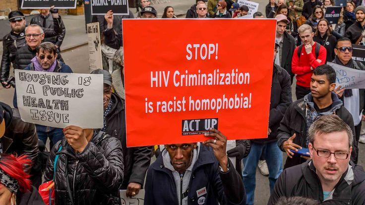 Modern medicine has made HIV a manageable condition like diabetes, but draconian laws — enforced more often on minorities — persist. Can that change?