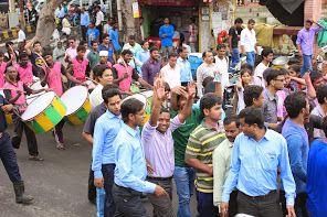 #Ganesh Festival#Shradha Housel#Nagpur