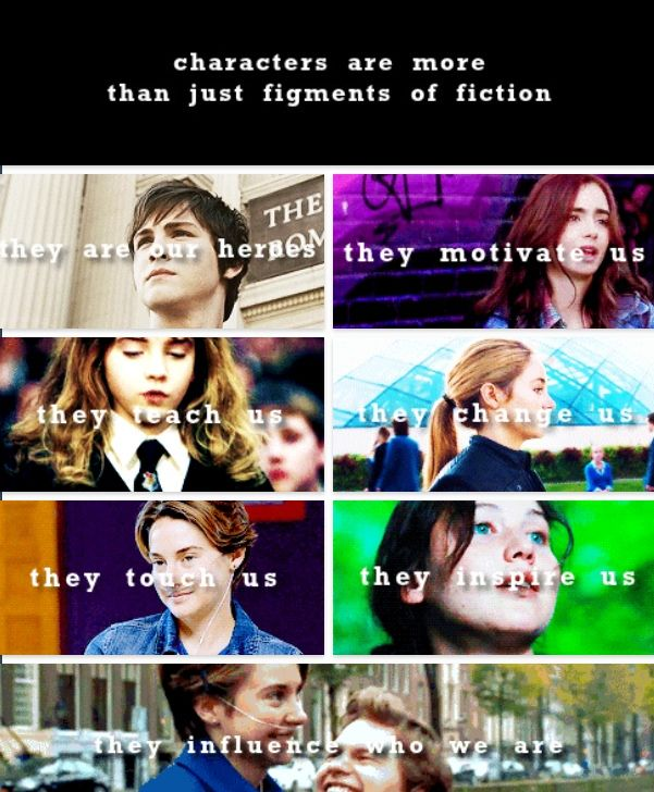 books, divergent, harry potter, percy jackson, the fault in our stars, the hunger games, the mortal instrument, books fandoms
