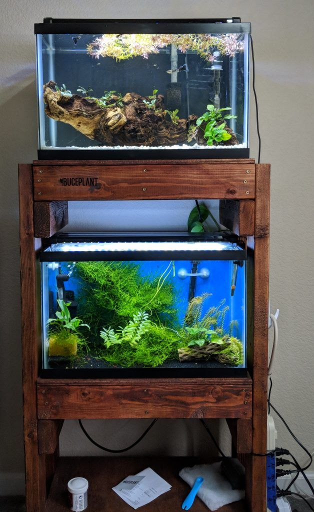 Diy Aquarium Rack Build Odin Aquatics Diy Projects Diy Aquarium Diy Aquarium Stand Fish Tank Stand