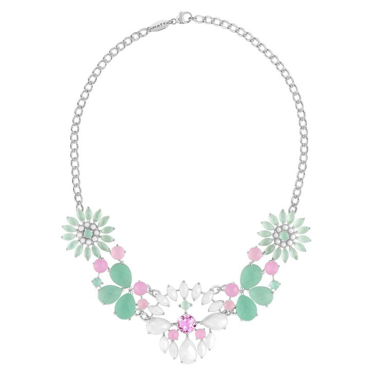 Collier argent 925 Marion Bartoli by Maty - Femme - Collier | MATY