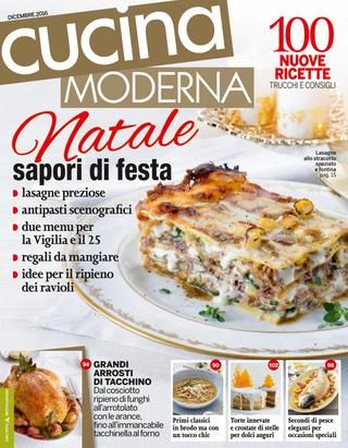 Cucina moderna dicembre 2016