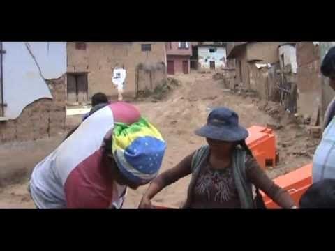 Cocina Solar- Bonito el queque - Villa Rosa - Sorata - Bolivia