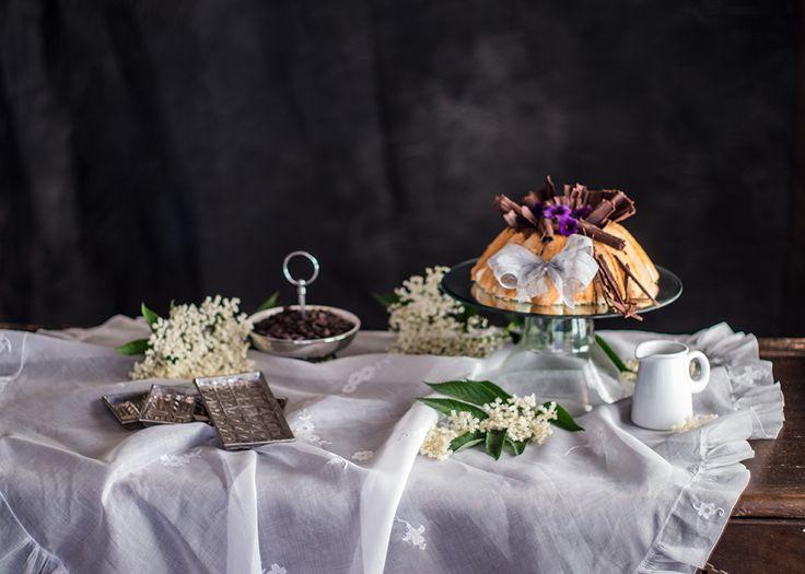 Cooking the Chef, Mey Hofmann, Charlotte de mousse de chocolate a la crema de vainilla, Melindros,