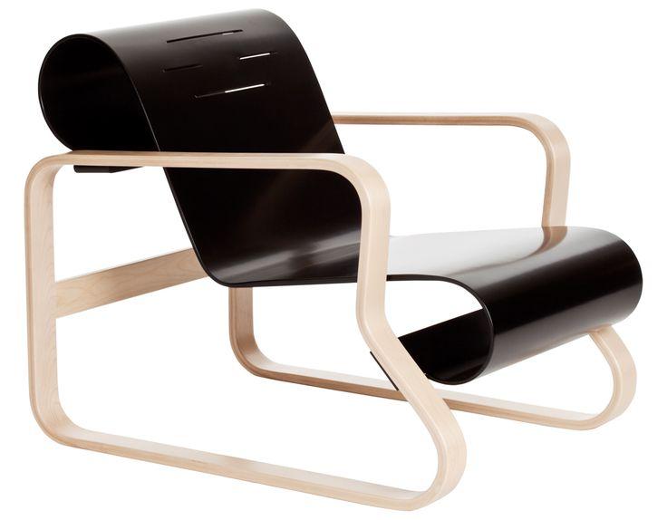 Paimio Armchair 41 by Alvar Aalto for Artek