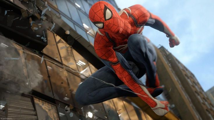 Spider-Man: Retailer Leaks Game Release Date.