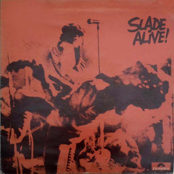 Slade Slade Alive Vinyl Lp Album Discogs Album Cover Art Noddy Holder John Sebastian