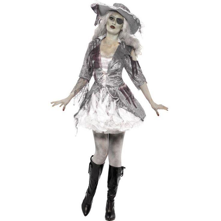 Geisterschiff Piratenbraut Kostüm