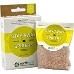 Earth Kind Natural Pest Prevention Stay Away Spiders 2.5 oz. pouches (a) - 2pc