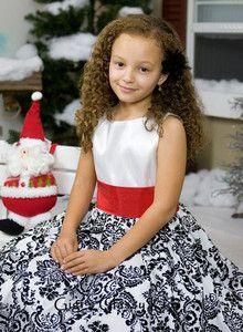17 best flower girl dresses images on pinterest dresses for flower girl dress red black and white mightylinksfo Gallery