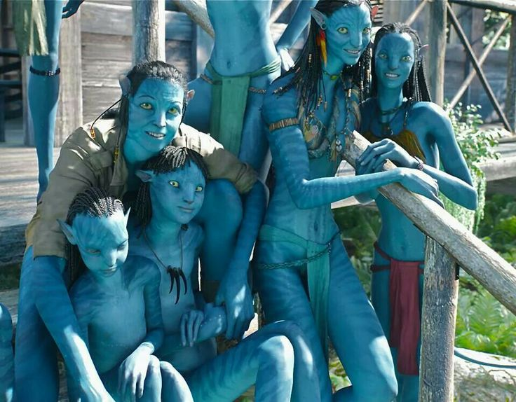 Grace's school James Camerons Avatar