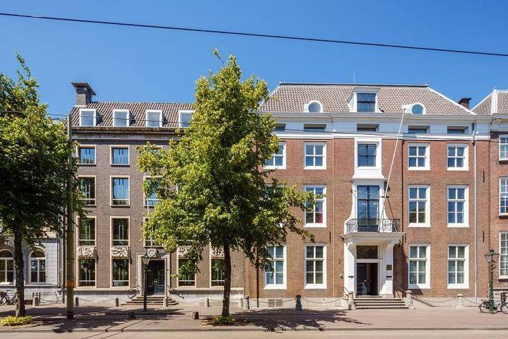 GROZA Monumentaal pand tegenover Hofvijver in Den Haag wordt hotel http://www.groza.nl www.groza.nl, GROZA