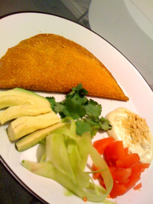 Raw Vegan Version Of Findus Crispy Pancakes Vegan Raw