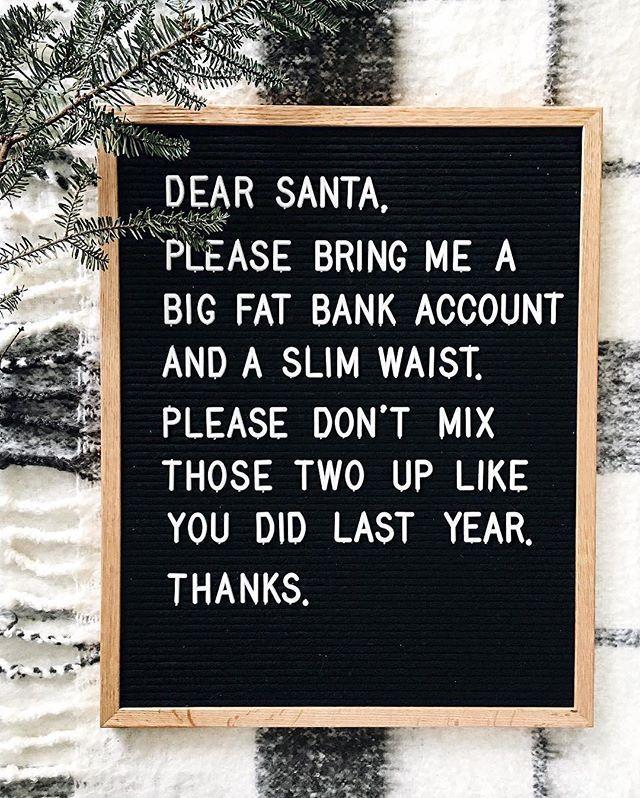 Letterboard Spruch Winter und Weihnachten