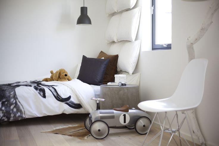 Artig soverom for barn! #urbanhus#når detaljene teller! #modern#sacral#minimalist#bedrom for child