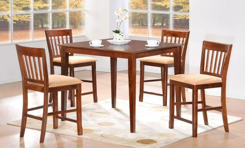 Trenton 5 Piece Counter Dinette from Huffman Koos