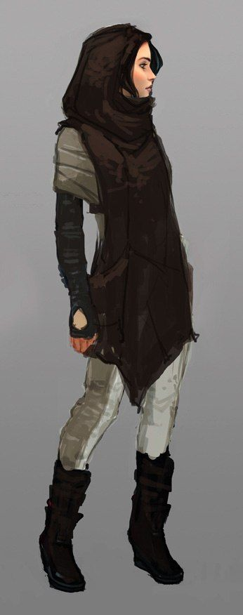 Dreamfall Chapters: Concept Art – 177 photos | VK