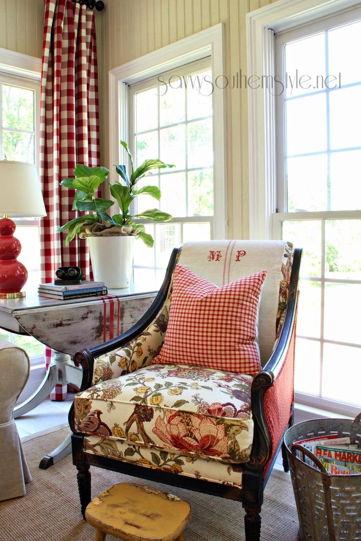 Savvy southern style the sun room spring 2014 decor Savvy home and garden