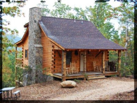Lydia Mountain Log Cabins – Virginia Is For Lovers