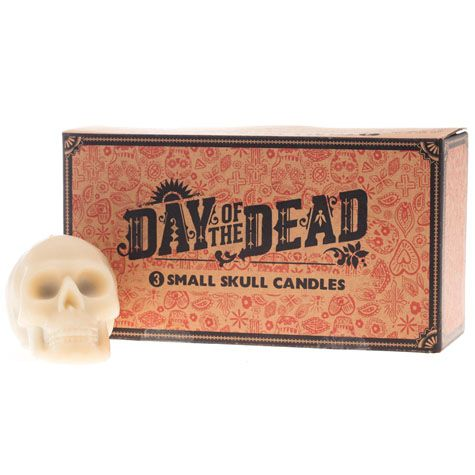 GET IT NOW Skull Candle Set from City Beach Australia