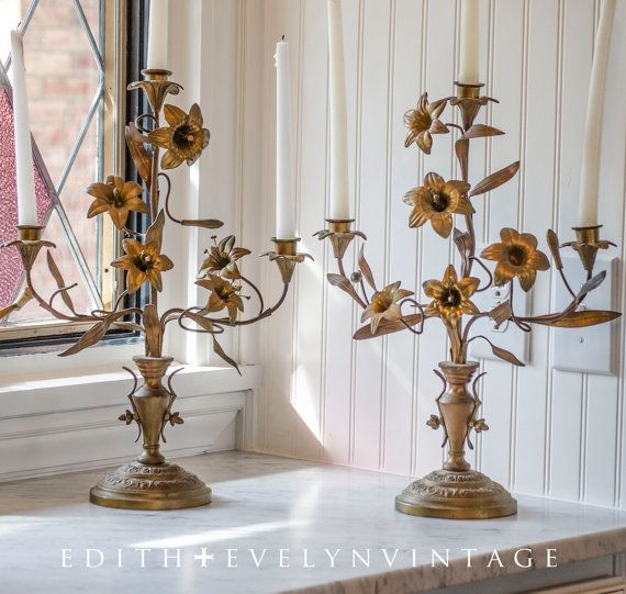 Cross Wedding Altar Flowers: 212 Best Images About Candelabra On Pinterest
