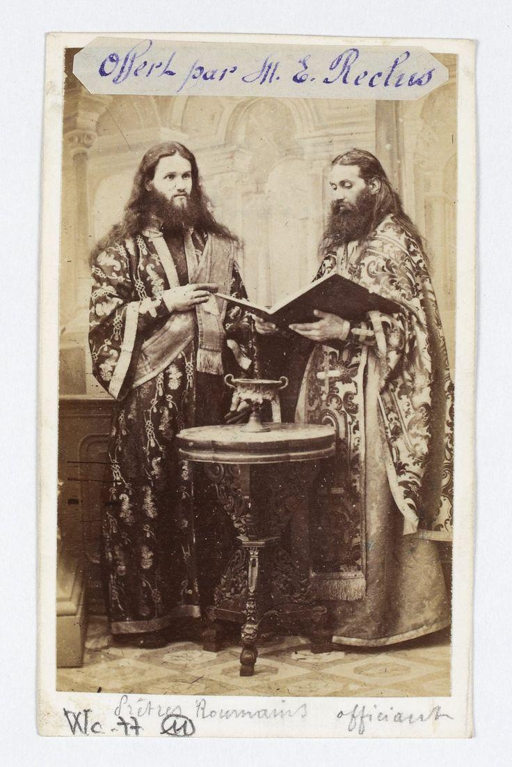Orthodox priests