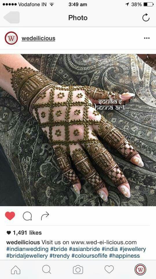 MehendiHenna Tattoos More Pins Like This At FOSTERGINGER @ Pinterest✋