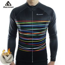 US $38.99 Racmmer Winter 2017 Long Pro Thermal Fleece Cycling Jersey Men Clothing Bicycle Maillot Equipacion Ciclismo Bike Clothes #ZR-08. Aliexpress product