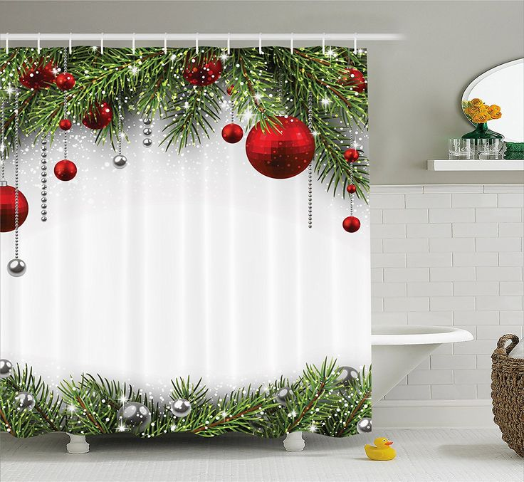Christmas Bathroom Sets Amazon: 28 Best Shower Curtains Images On Pinterest