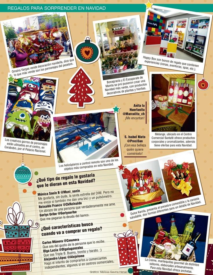 Esos objetos curiosos para regalar en Navidad. Publicado el 14 de diciembre de 2012.