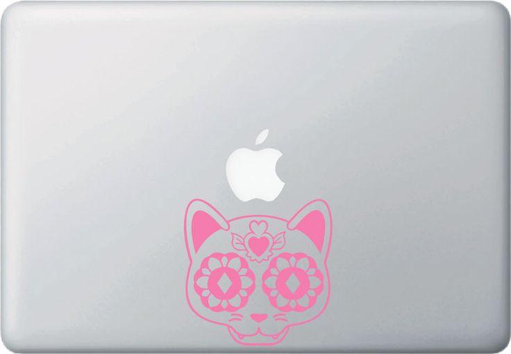White Cat Stickers Apple Store