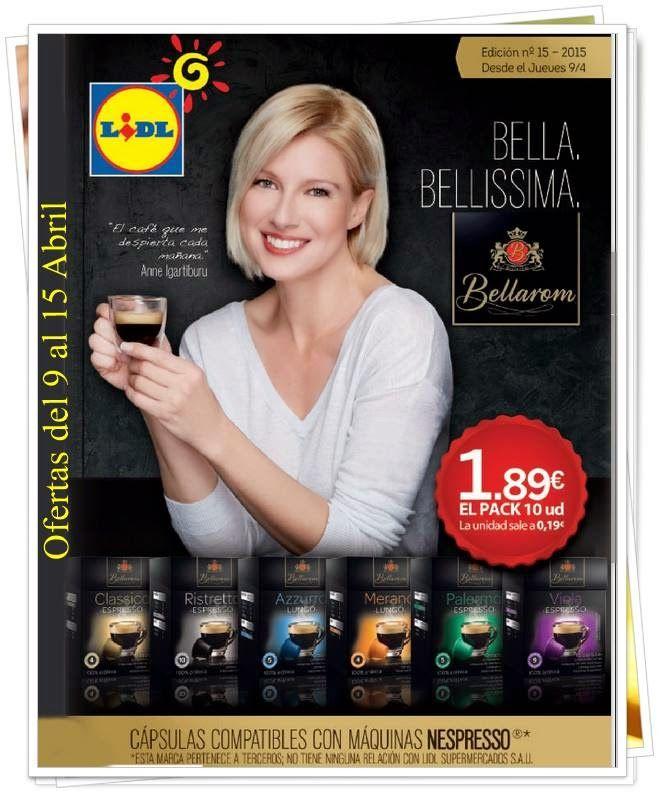 Catalogo semanal de lidl del 9 abril 2015 consulta las for Catalogo de ofertas lidl