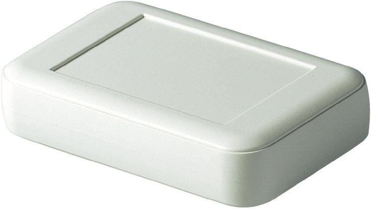 Wand-Gehäuse, Tisch-Gehäuse ABS Grau-Weiß 73 x 117 x 27 OKW D9052277 1 St. im Conrad Online Shop