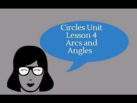 High school circle unit. This unit includes 18 videos covering tangents,chords,finding area of a circle,arcs and many more topics. Each video includes a note taking guide. http://www.moomoomath.com/investigating-geometry-online-circles.html