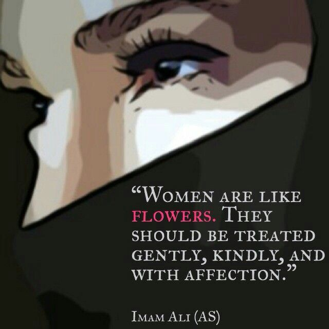 Yes! It is written in the Quran be good to your women....