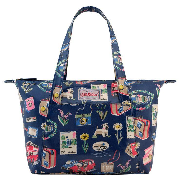 Billie Goes on Holiday Slip Pocket Handbag | Cath Kidston |