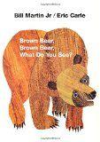 CE1- Anglais : Brown bear. Les noms et les couleurs   Bout de Gomme