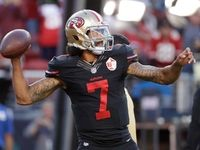 Colin Kaepernick is getting another chance to prove his worth as a 49er. The quarterback will start for San Francisco in Week 6 against the Buffalo Bills, coach Chip Kelly announced Tuesday.