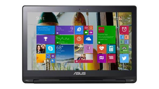 """December 15th 2014 Microsoft Deal is $100 off the 15"""" ASUS Transformer 2-in-1 Tablet Laptop TP500LA"""