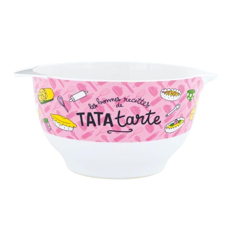 """Saladier """"Bec tata tarte"""" - DLP"""