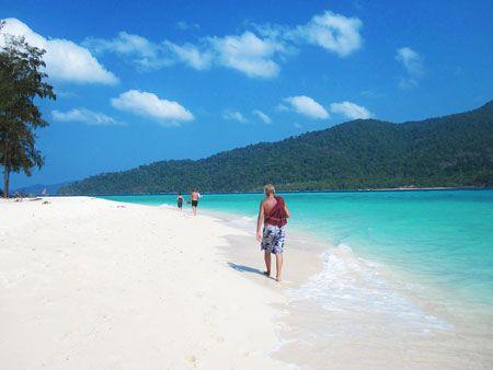 Krabi Province in Thailand.