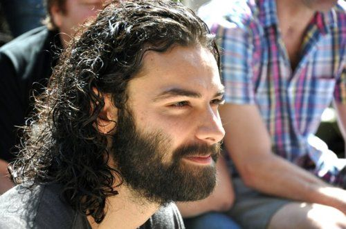 I never found a dwarf sexy until Thorin Oakenshield and Kili. I about died when I realized Kili was Aiden Turner from the UK Being Human. How is it possible that he looks sexier as a dwarf than as a vampire?