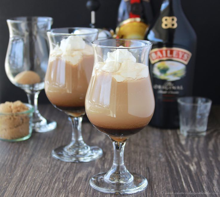 Irish Coffee with Baileys and Kahlua is a wonderful beverage to accompany brunch or dessert!  Irish Coffee with Baileys and Kahlua is a traditional Irish hot beverage.  While the most common everyday beverage in Ireland is tea and popular alcoholic beverages include whiskey, beer, and ale.  Coffee mixed with whiskey and whipped cream is known …
