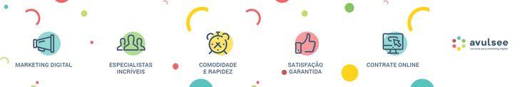 Serviços avulsos de #marketingdigital com compra 100% online. Os melhores especialistas para suas #campanhas. Preços e prazo predefinidos, consulte nossa #lojaonline. Realizamos e ajustamos até atender suas expectativas. Compre online em 10x sem juros.