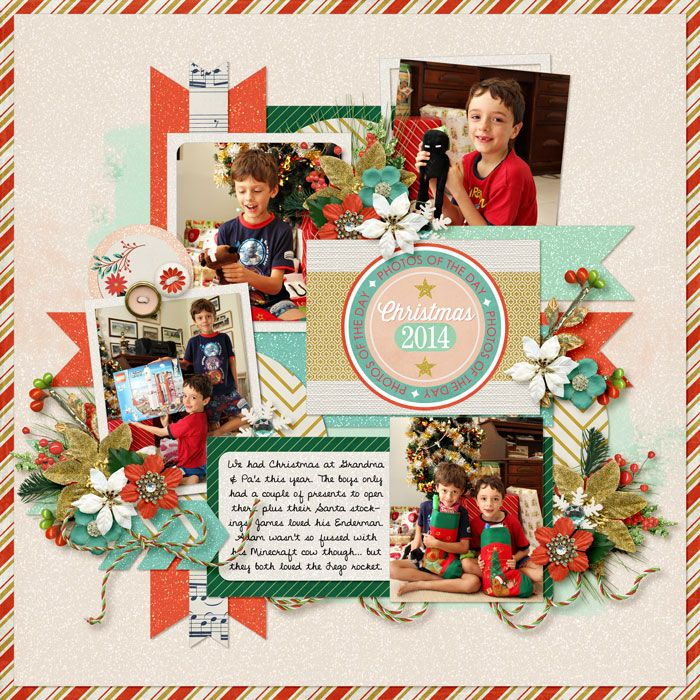 Layout by jak  January Bingo challenge: sparkle & shine  A Merry Little Christmas - Jady Day Studio Template: Half Pack 120 - Cindy Schneider Layered Cards: Christmas 2 - Cindy Schneider