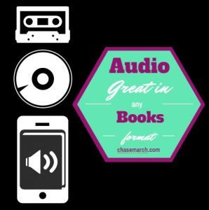 Long Live the Audio Book!