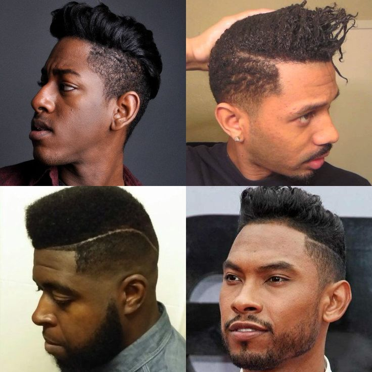 22 Hairstyles Haircuts For Black Men: Best 25+ Black Men Haircuts Ideas On Pinterest