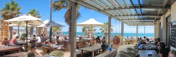 Republica, St Kilda Beach