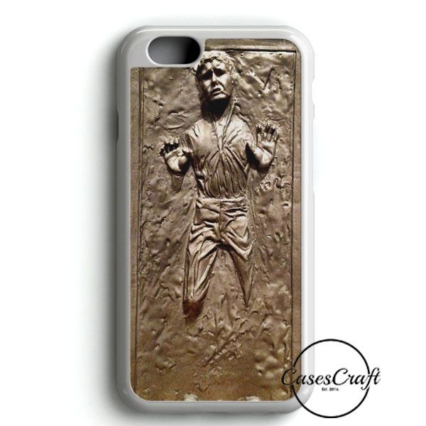 Han Solo Frozen Star Wars iPhone 6 Plus/6S PlusCase | casescraft